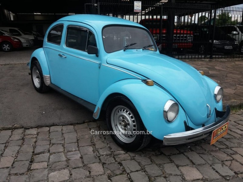 fusca 1.3 l 8v gasolina 2p manual 1977 caxias do sul