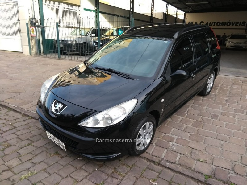 207 1.4 xr sw 8v flex 4p manual 2009 caxias do sul