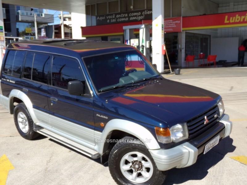 PAJERO 3.0 GLS-B 4X4 V6 150CV GASOLINA 4P AUTOMÁTICO - 1995 - CAXIAS DO SUL