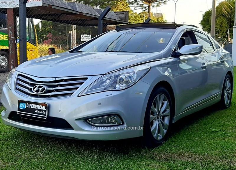 azera 3.0 mpfi gls v6 24v gasolina 4p automatico 2013 caxias do sul