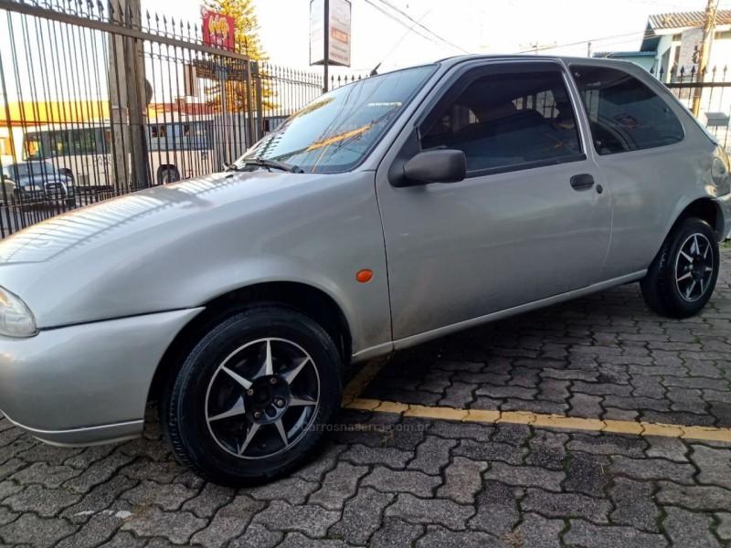 fiesta 1.4 mpi clx 16v gasolina 2p manual 1997 caxias do sul