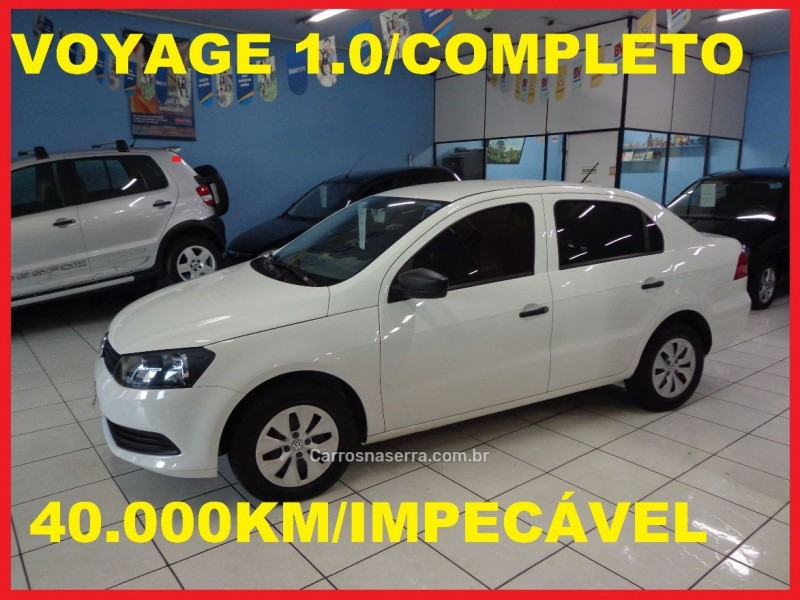 voyage 1.0 mi city 8v flex 4p manual 2015 caxias do sul