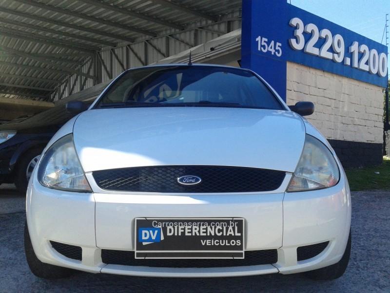 ka 1.0 mpi gl 8v gasolina 2p manual 2004 caxias do sul