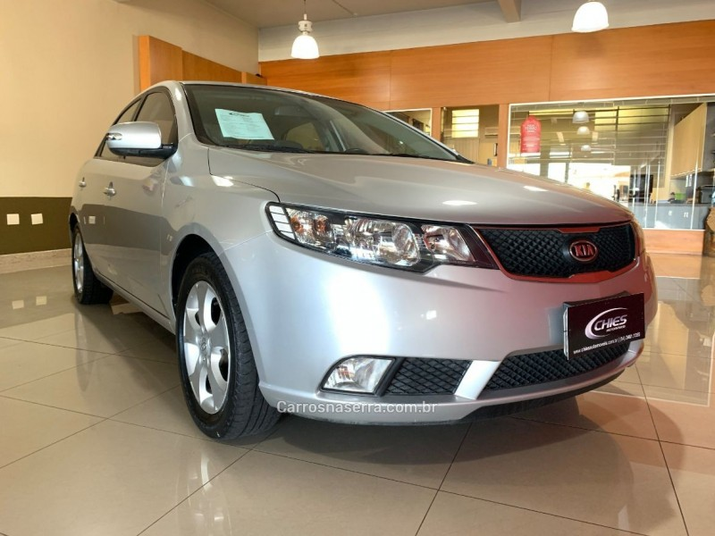 cerato 1.6 sedan 16v gasolina 4p manual 2010 carlos barbosa