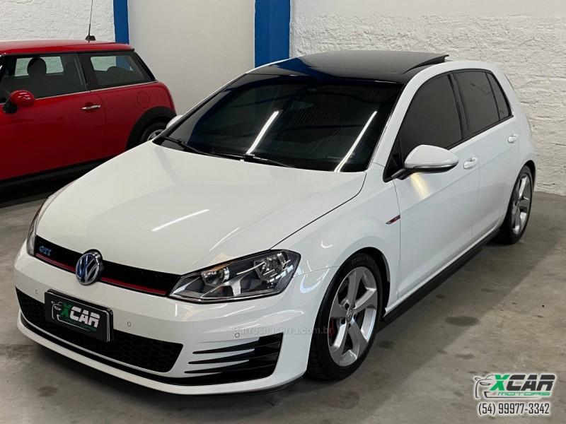 golf 2.0 tsi gti 16v turbo gasolina 4p automatico 2015 bento goncalves