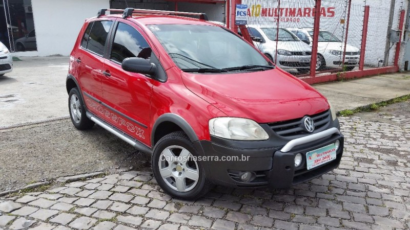 crossfox 1.6 mi flex 8v 4p manual 2006 caxias do sul