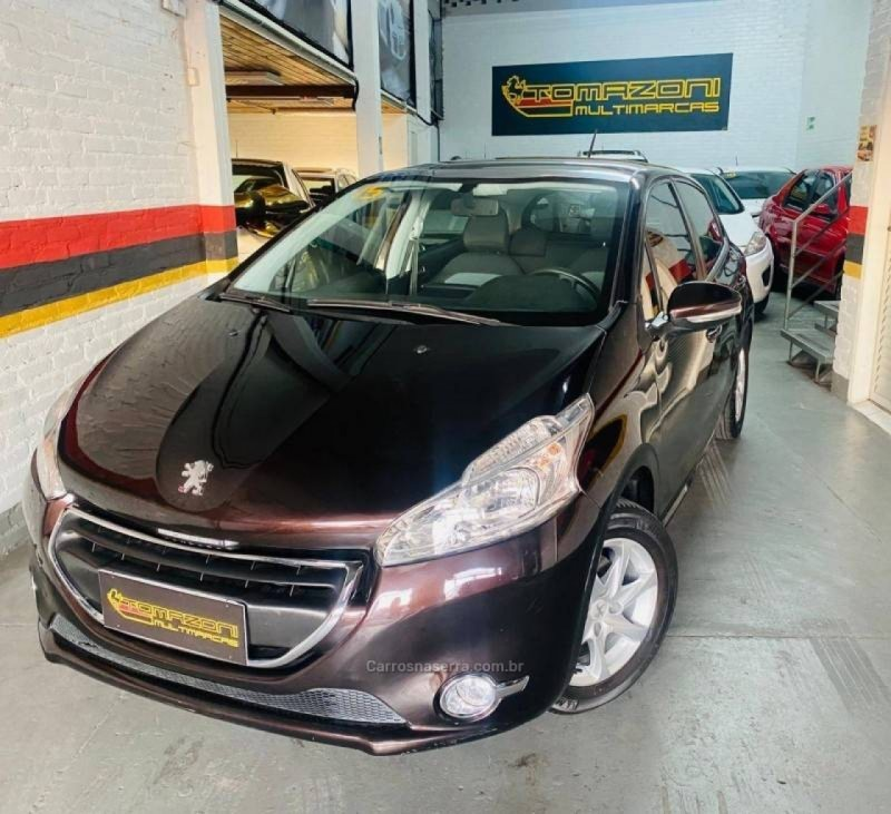 208 1.5 allure 8v flex 4p manual 2015 caxias do sul