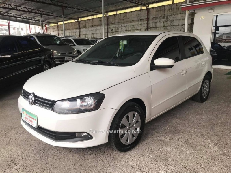 gol 1.6 mi city 8v flex 4p manual 2013 caxias do sul
