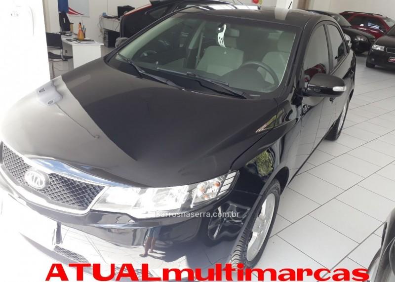 cerato 1.6 ex2 sedan 16v gasolina 4p manual 2011 garibaldi