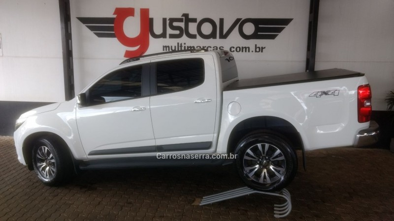 s10 2.5 ltz 4x4 cd 16v flex 4p manual 2017 lagoa vermelha