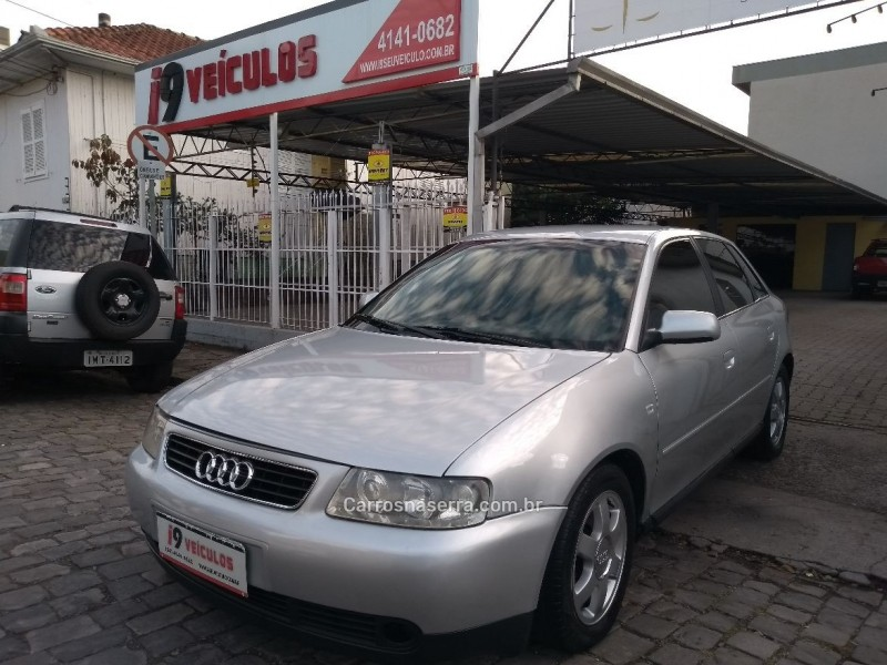 a3 1.8 20v gasolina 4p manual 2003 caxias do sul