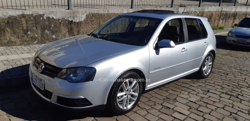 golf 1.6 mi sportline 8v flex 4p manual 2010 bento goncalves