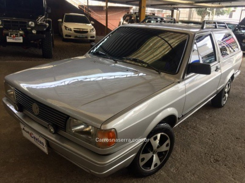 parati 1.8 cl 8v gasolina 2p manual 1993 caxias do sul