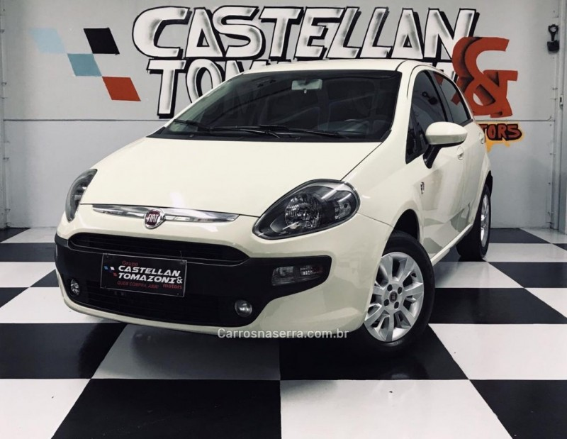 punto 1.4 attractive italia 8v flex 4p manual 2017 caxias do sul