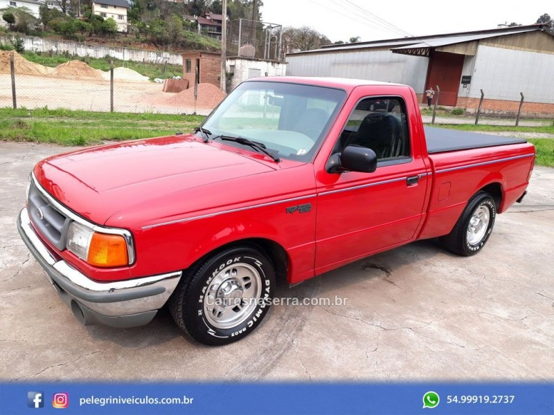 ranger 4.0 xlt 4x2 cs v6 12v gasolina 2p manual 1997 bento goncalves