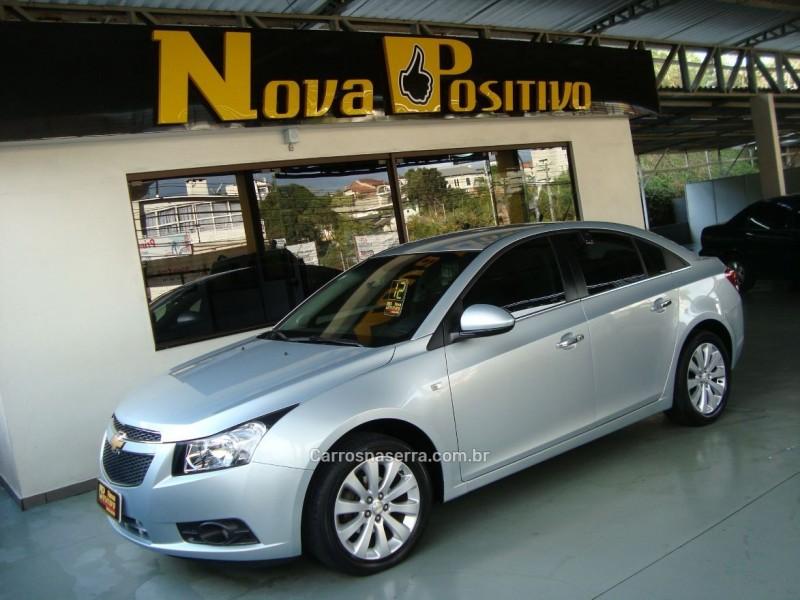 CRUZE 1.8 LTZ 16V FLEX 4P AUTOMÁTICO - 2012 - CAXIAS DO SUL