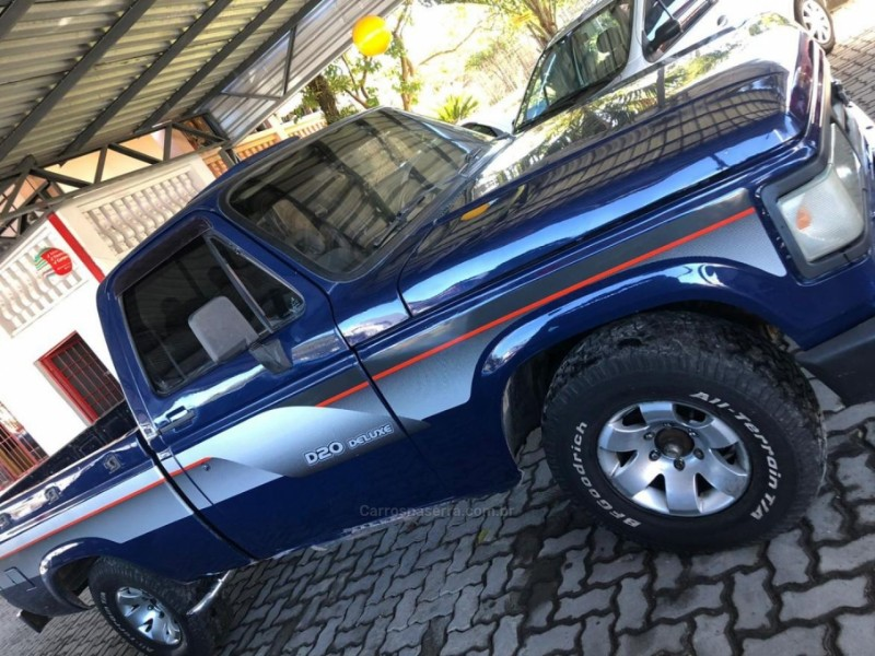 d20 4.0 custom de luxe cs 8v turbo diesel 2p manual 1988 caxias do sul