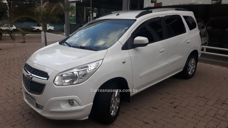spin 1.8 lt 8v flex 4p manual 2014 nova prata