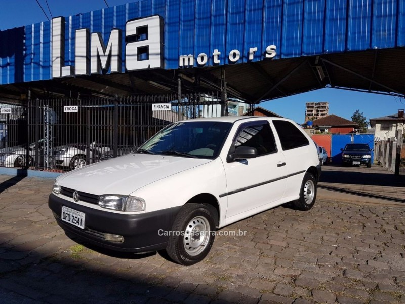gol 1.0 mi special 8v gasolina 2p manual 2003 caxias do sul