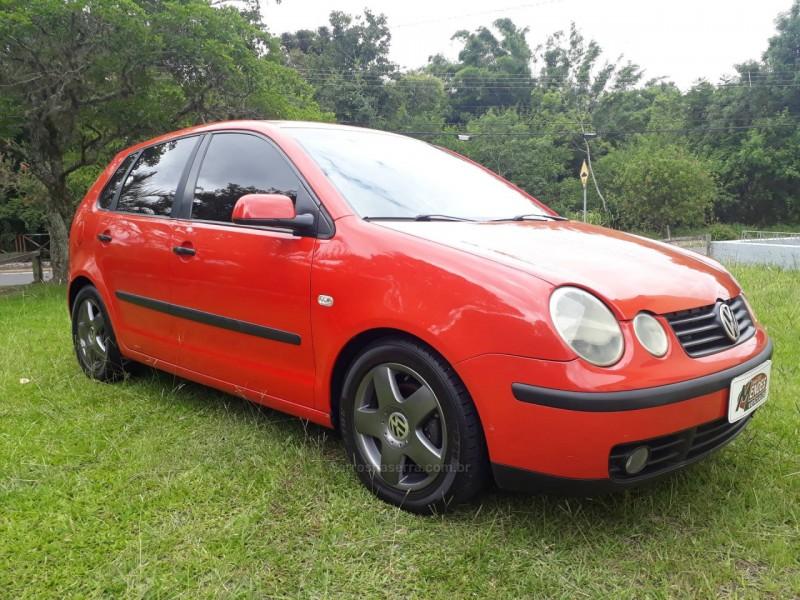 polo 1.6 mi 8v gasolina 4p manual 2003 tres coroas