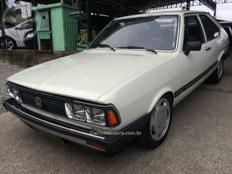 passat 1.6 ls 8v gasolina 2p manual 1983 caxias do sul