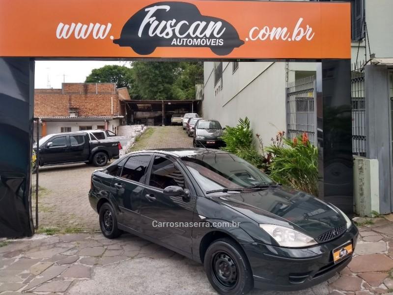 focus 1.6 glx sedan 8v gasolina 4p manual 2004 caxias do sul