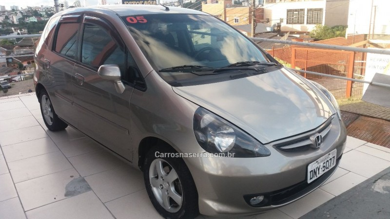 fit 1.4 lxl 8v gasolina 4p manual 2005 caxias do sul