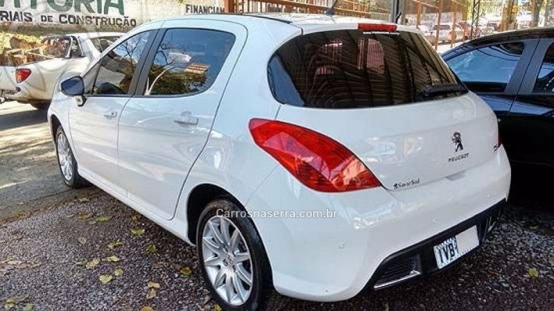 308 1.6 ACTIVE 16V FLEX 4P MANUAL - 2014 - CAXIAS DO SUL