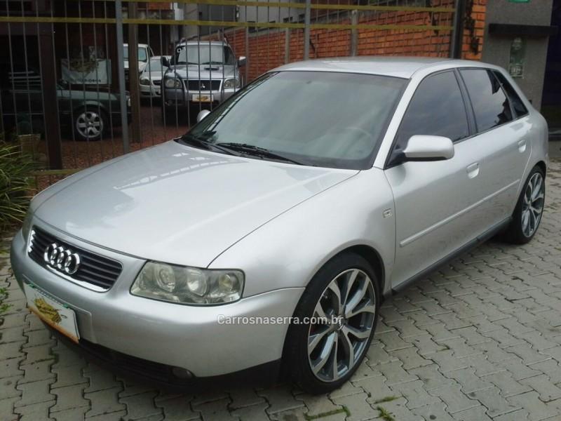 a3 1.8 20v gasolina 4p manual 2004 caxias do sul