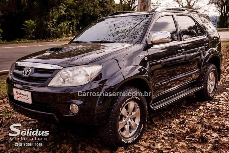 hilux sw4 3.0 srv 4x4 16v turbo intercooler diesel 4p automatico 2006 dois irmaos