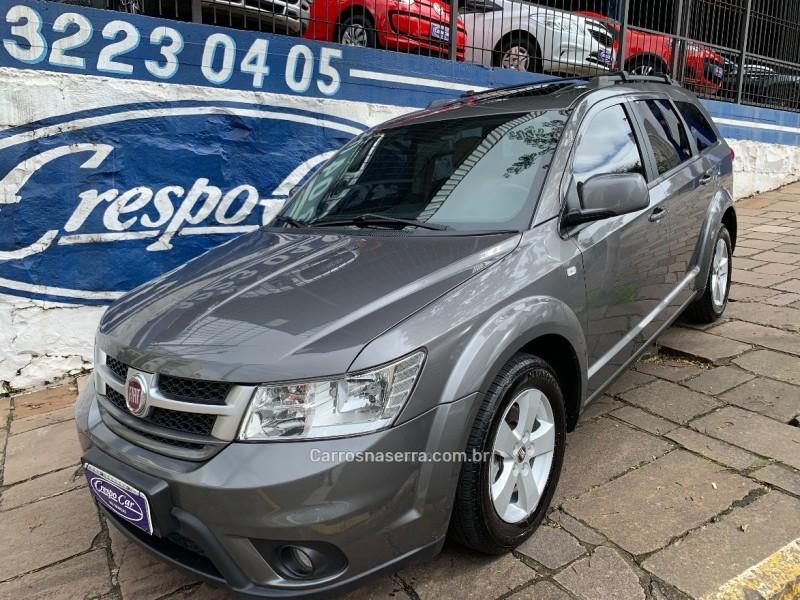 freemont 2.4 precision 16v gasolina 4p automatico 2012 caxias do sul