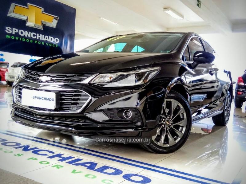 cruze 1.4 turbo ltz 16v flex 4p automatico 2017 caxias do sul