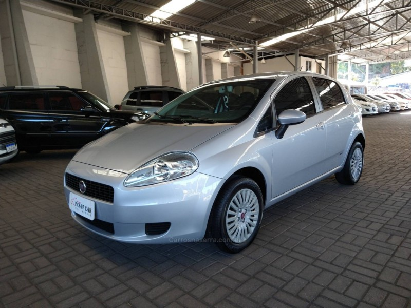 punto 1.4 attractive 8v flex 4p manual 2012 caxias do sul