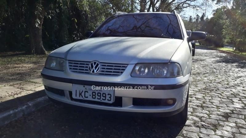 parati 1.0 mi 16v gasolina 4p manual g.iii 2001 farroupilha