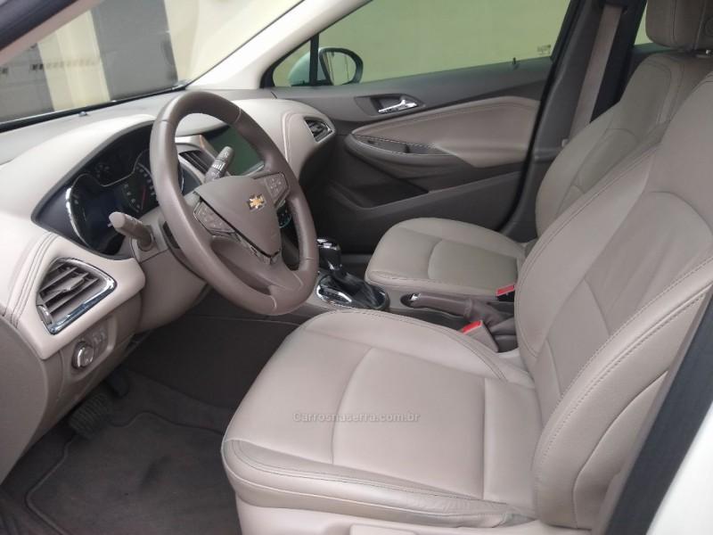 CRUZE 1.4 TURBO LTZ SPORT6 16V FLEX 4P AUTOMÁTICO - 2018 - CAXIAS DO SUL