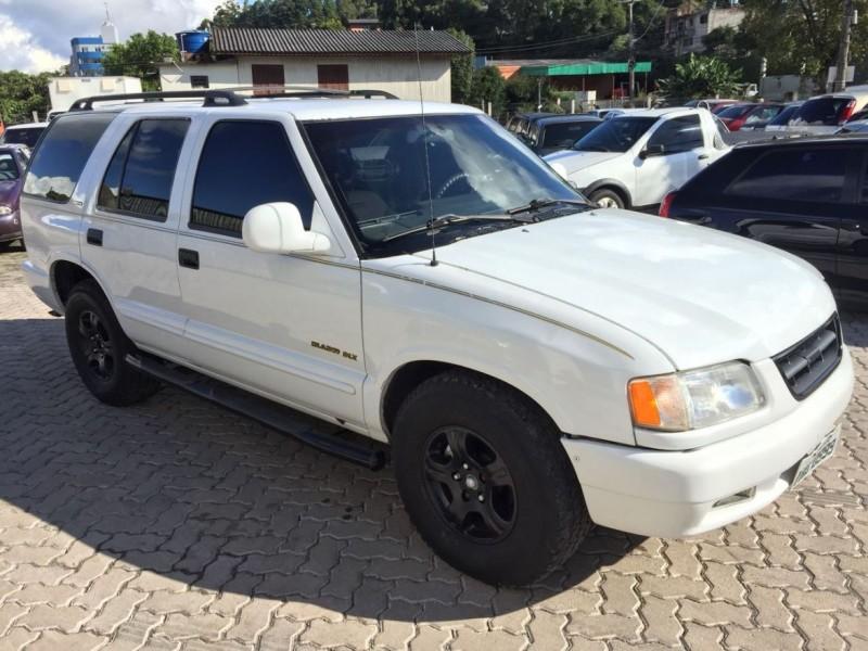 blazer 4.3 sfi dlx executive 4x2 v6 12v gasolina 4p manual 1998 caxias do sul