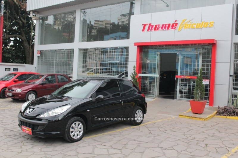 207 1.4 xr 8v flex 2p manual 2009 caxias do sul