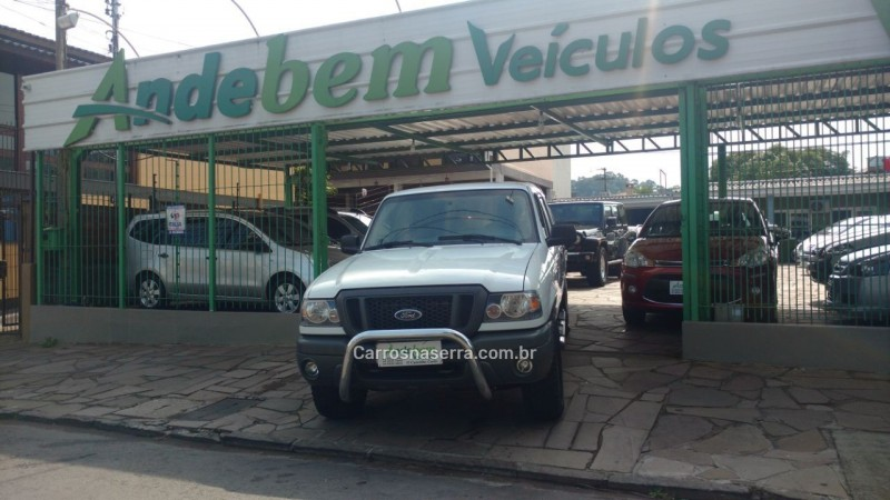 ranger 3.0 xl 4x4 cd turbo electronic diesel 4p manual 2007 caxias do sul
