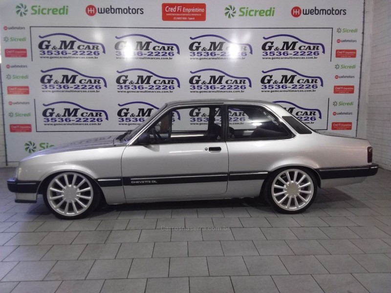 chevette 1.6 dl 8v gasolina 2p manual 1991 sao sebastiao do cai