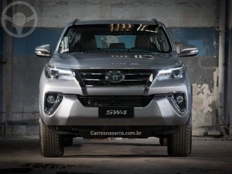 hilux sw4 4.0 srx 4x4 7 lugares v6 24v gasolina 4p automatico 2018 farroupilha