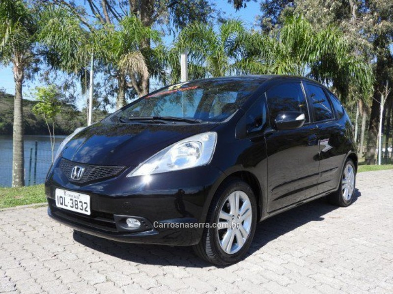 fit 1.5 ex 16v flex 4p automatico 2010 caxias do sul