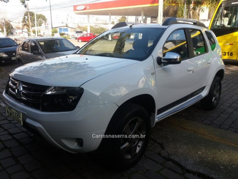 duster 1.6 tech road 4x2 16v flex 4p manual 2014 caxias do sul