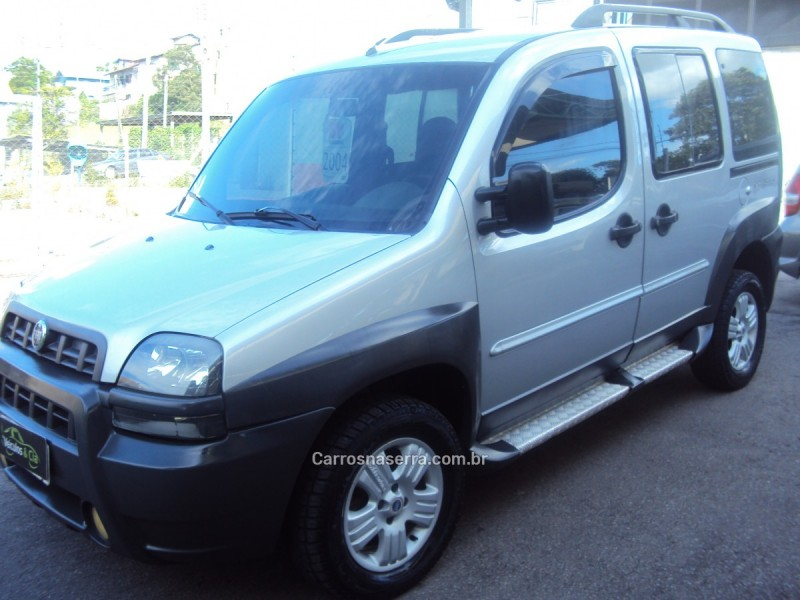 doblo 1.8 mpi adventure 8v gasolina 4p manual 2004 bento goncalves