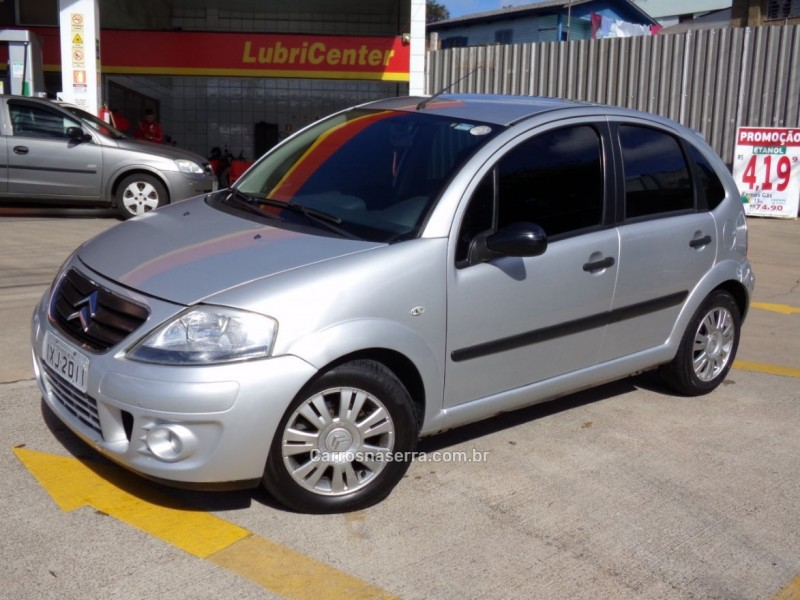 c3 1.4 i glx 8v flex 4p manual 2011 caxias do sul