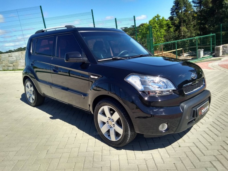 soul 1.6 ex 16v flex 4p manual 2010 caxias do sul