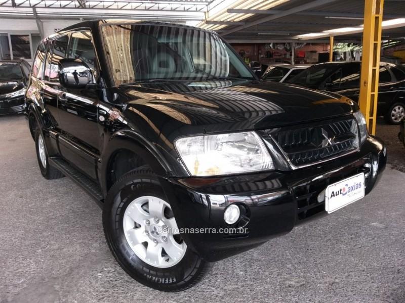 pajero full 3.8 hpe 4x4 v6 24v gasolina 4p automatico 2004 caxias do sul