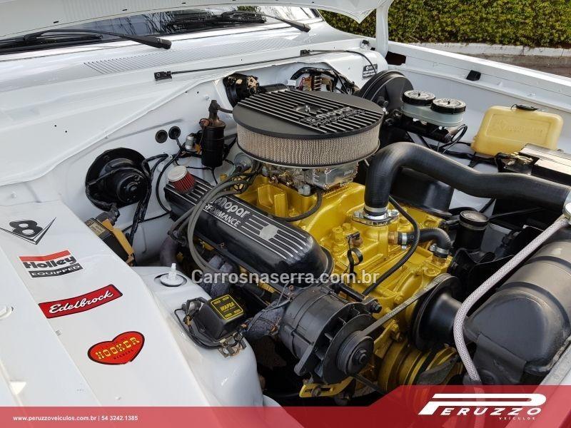 CHARGER 5.2 R/T V8 GASOLINA 2P MANUAL - 1977 - NOVA PRATA