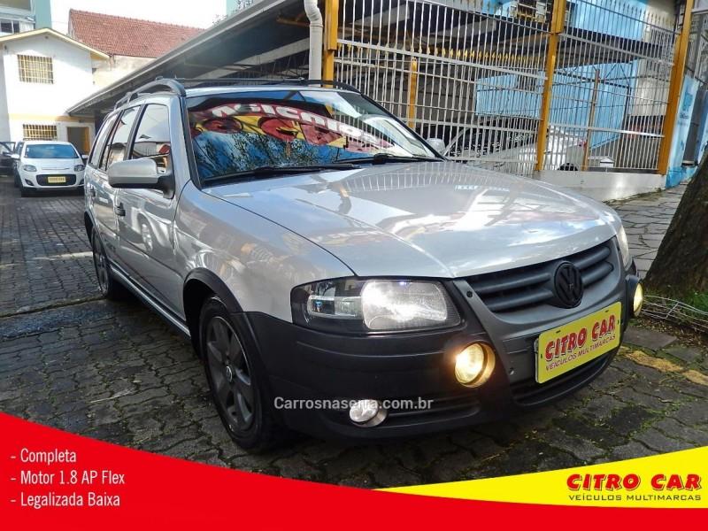 parati 1.8 surf 8v gasolina 2p manual 2009 caxias do sul