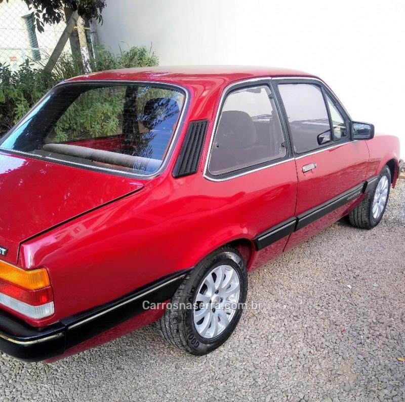 chevette 1.6 dl 8v gasolina 2p manual 1992 garibaldi