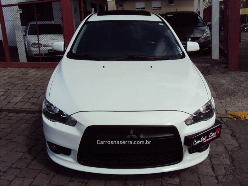 LANCER 2.0 GT 16V GASOLINA 4P AUTOMÁTICO - 2013 - CAXIAS DO SUL